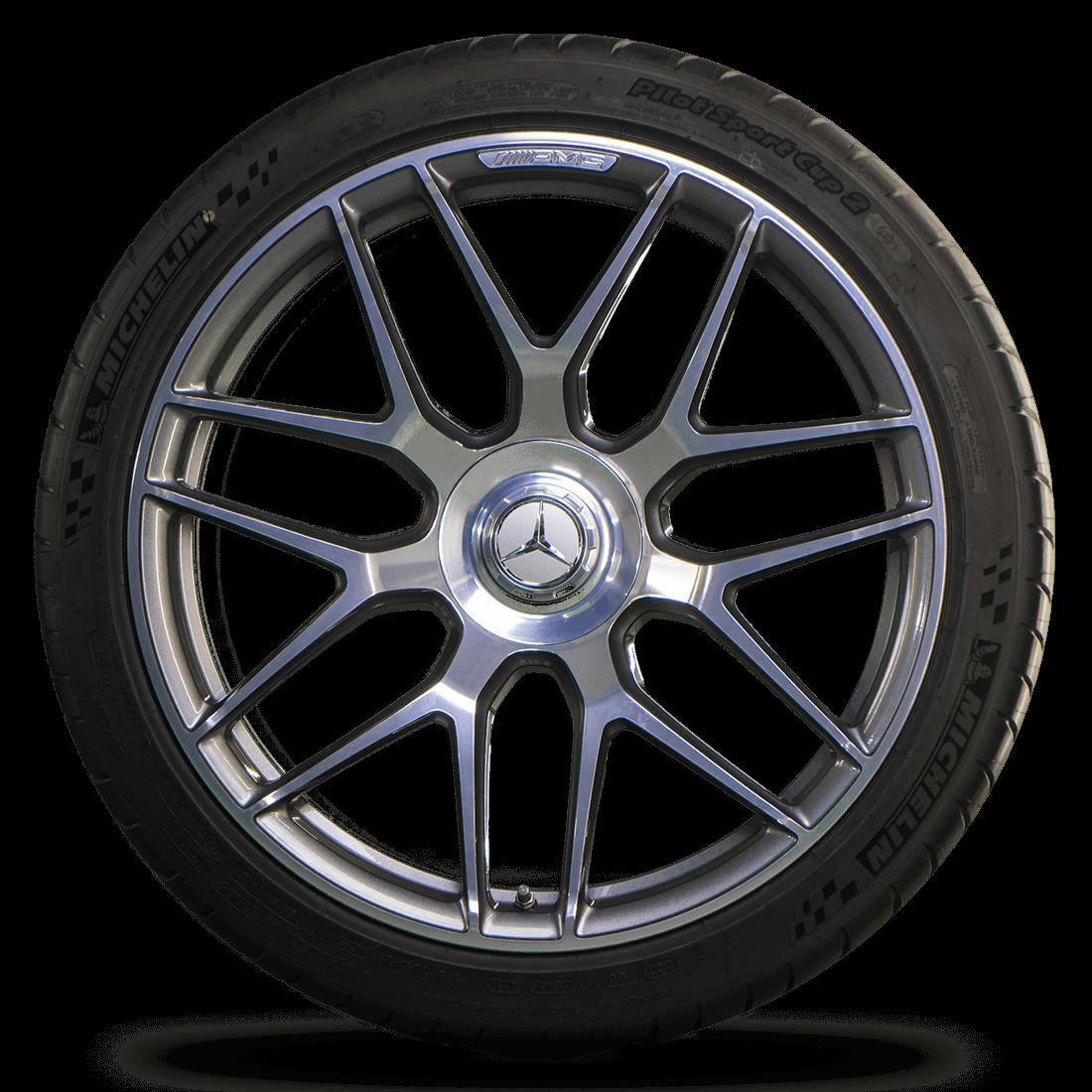 21 Zoll Felgen Mercedes AMG GT 43 53 63 W290 X290 Sommerreifen Sommerräder NEU