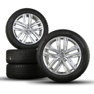VW 19 inch Tiguan II 5NA Auckland Winter tires Winter wheels Complete winter