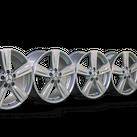 Mercedes Benz 17 inch rims E-Class W212 (2009-2016) aluminum rims only rims