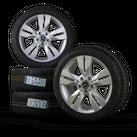 Mercedes 17 inch rims C-Class W204 S204 C204 winter wheels winter tires NEW