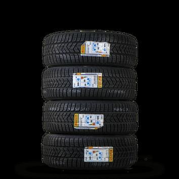 Mercedes 17 inch rims E-Class W213 W238 Pirelli winter tires winter wheels NEW – Bild 6