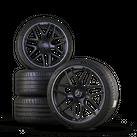 AMG 21 inch rims Mercedes GT X290 W290 aluminum rims summer tires summer wheels