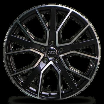 Audi 20 Zoll Felgen A8 S8 4N 4H Alufelgen 4N0601025AA 9,0 x 20 ET 37 Sport NEU – Bild 4