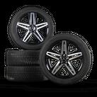 Mercedes 20 Zoll Felgen M-Klasse ML GL W164 Merem Winterreifen Winterräder NEU