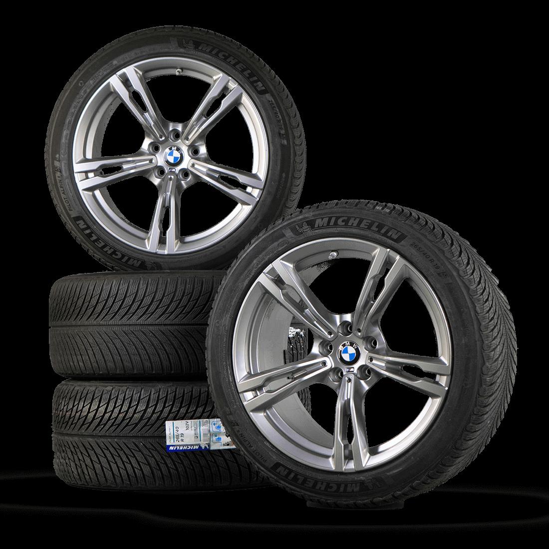 Bmw 19 Inch Rims M5 F90 Alloy Rims Winter Tires Winter Wheels