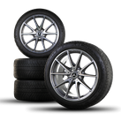 AMG 19 inch aluminum rims Mercedes E 63 & E63 S W213 S213 winter tires