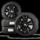 Jaguar 20 inch rims XF X260 Style 5031 aluminum rims winter tires winter wheels