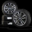 BMW 19 inch rims X2 F39 X1 F48 aluminum rims winter tires winter wheels 8008616