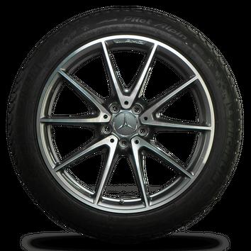 AMG 19 inch rims Mercedes E 63 E63 S W213 S213 winter tires winter wheels 7 mm – Bild 3