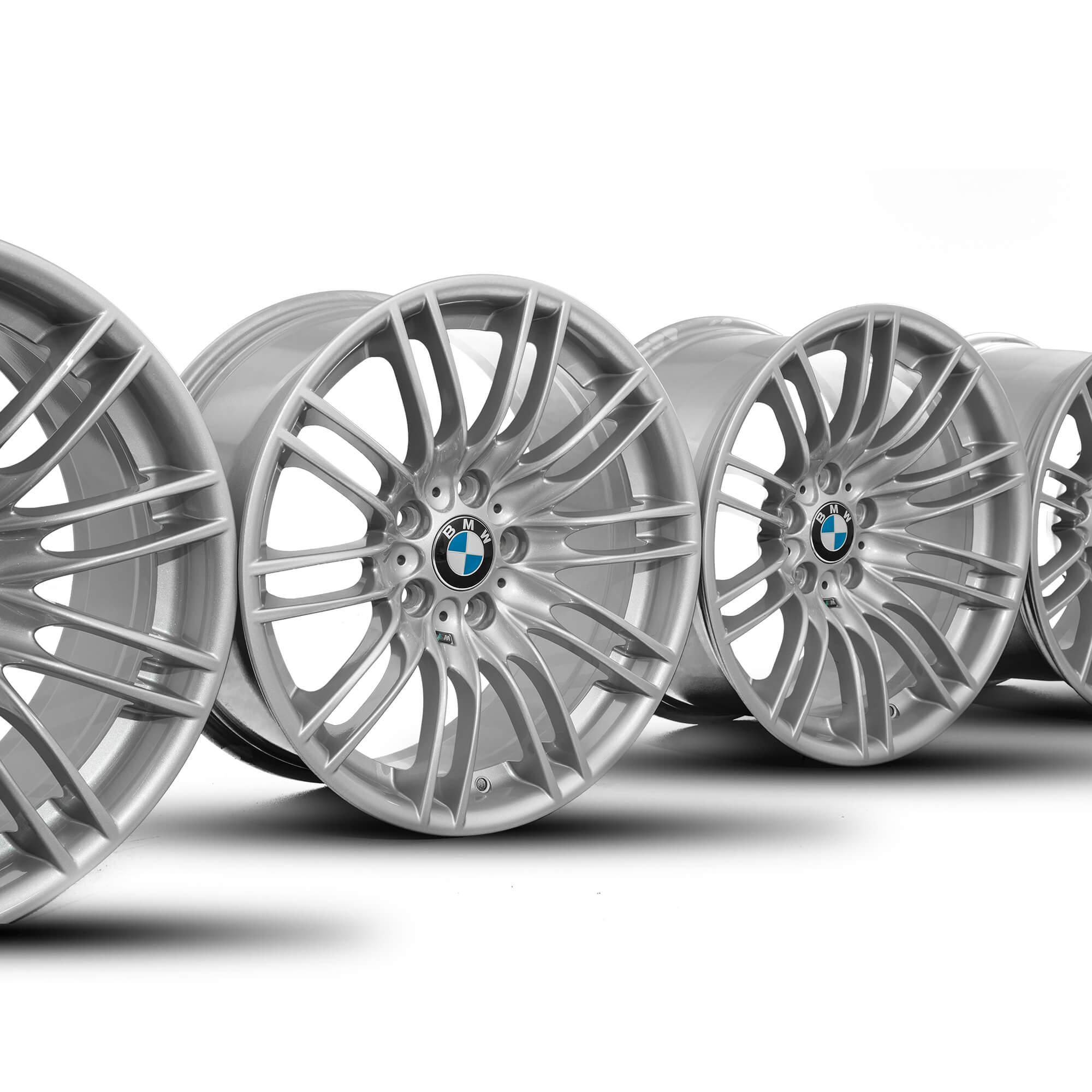 4x Bmw 18 Inch Rims M3 E90 E92 E93 Styling 260 2284504 2284505