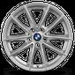 BMW 17 inch alloy wheels 5 series G30 G31 6 series GT G32 7 series G11 G12 2