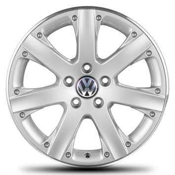17 Zoll Alufelgen VW EOS Passat 3C CC Scirocco Golf 5 6 7 Felgen Westwood NEU – Bild 3