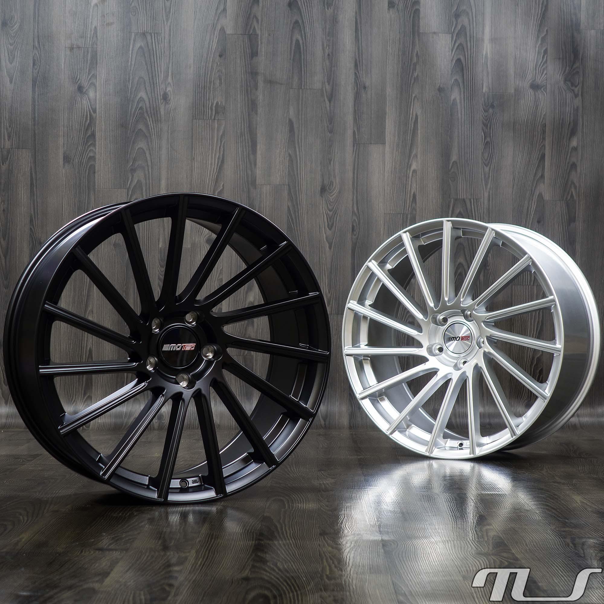 18 Inch Alloy Wheels For Vw Golf Gti Passat Cc Tiguan