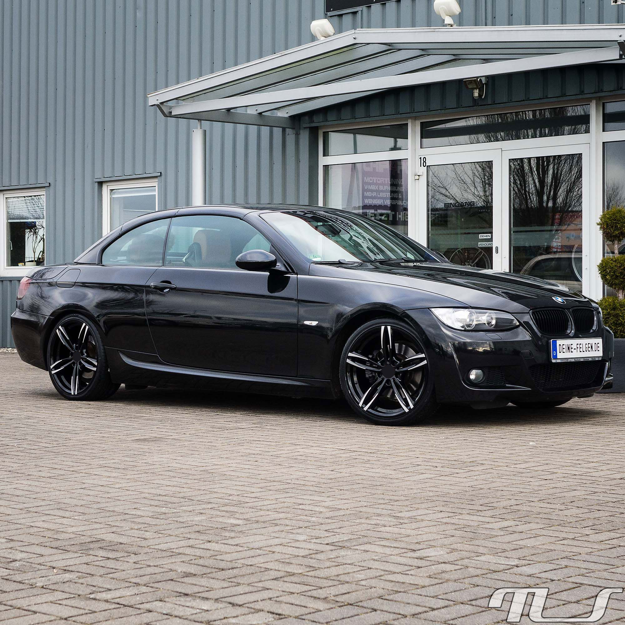 19 inch winter wheels for BMW series 3 E90 4 5 6 X1 X3 X4 ...