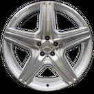 Original AMG 21 Zoll Alufelge Mercedes-Benz ML-Klasse W164 Felge A1644015202