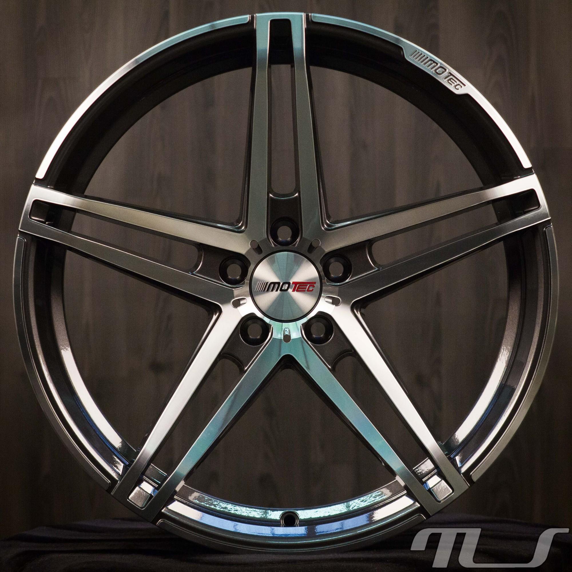19 Inch Alloy Wheels For Mercedes Benz A B C E Cls Class