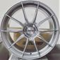 BMW series 17 inch alloy wheels 1 E81 E87 F20 3 E90 F30 Z4 5 F10 F11 X3 X1 4 x rims 8x17 offset34 Avus MB1 grey front polished 2