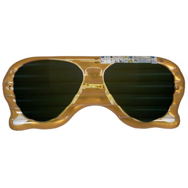 Luftmatratze Sonnenbrille 175 x 71 cm