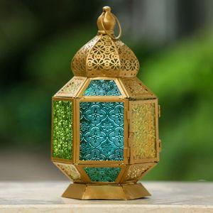Orientalische marokkanische Laterne 30 cm