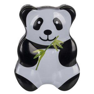 Metall Dose Panda | Höhe: 14 cm