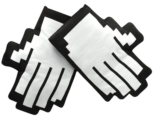 Ofenhandschuhe Pixel 2er Set