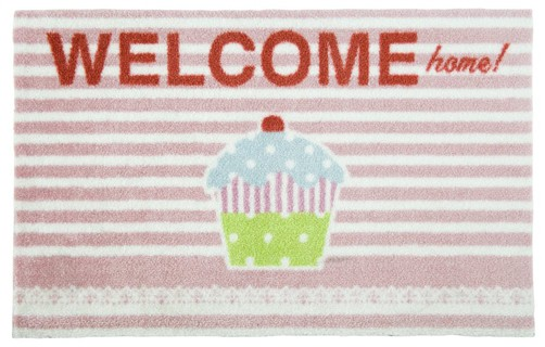 Fußmatte Cupcake Welcome Home