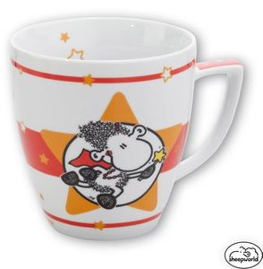 Sheepworld Tasse Supermama groß
