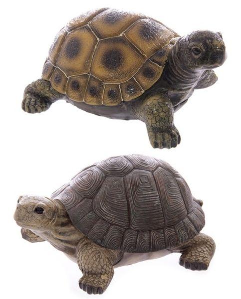 Gartenfigur Schildkröte 2 Modelle