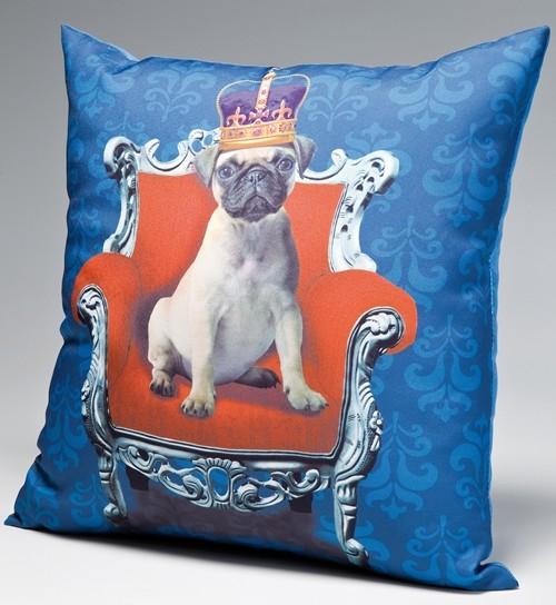 Hunde Kissen Royal Mops