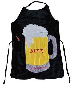 Grillschürze Bier ist Männersache