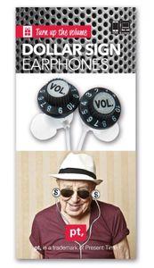In-ear- Kopfhörer Lautstärkeregler Symbol