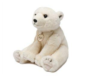 MiYoni Stofftier Eisbär | Größe: S