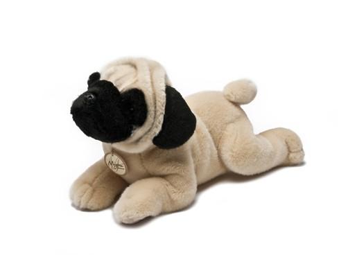 MiYoni Stofftier Hund Mops
