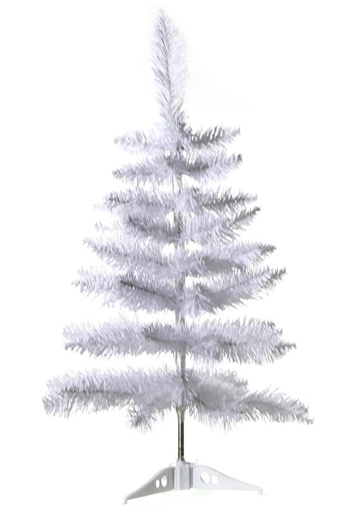 k nstlicher weihnachtsbaum wei 60 cm. Black Bedroom Furniture Sets. Home Design Ideas