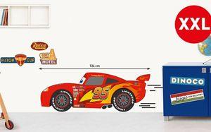 XXL Kinder Wandtattoo Disney Pixar Cars Seite