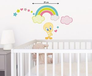 Looney Tunes Möbelsticker Baby Tweety