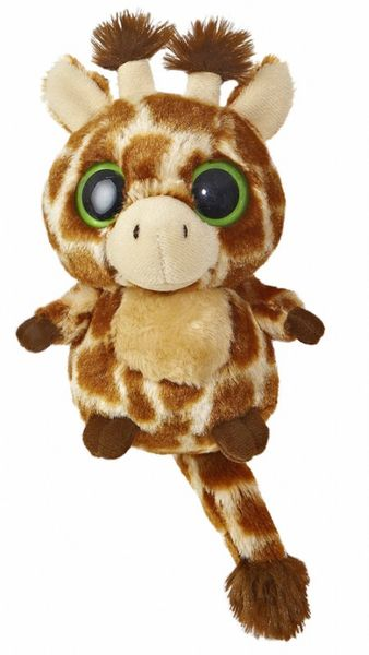 Yoohoo + Friends Plüschtier Giraffe Topsee braun M