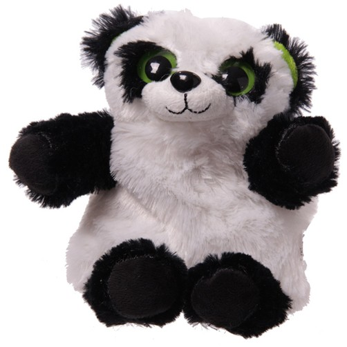 Wärmetier mit Körnerkissen Panda