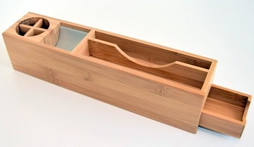 Schreibtisch Set aus Holz