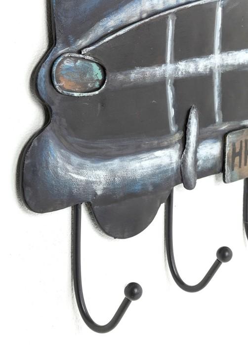 wandgarderobe cadillac garderobe flurgarderobe hakenleiste. Black Bedroom Furniture Sets. Home Design Ideas