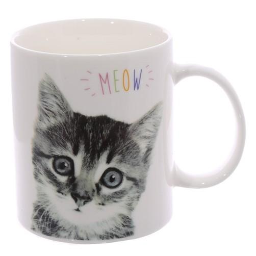 Tasse MEOW Cute Kitten Design