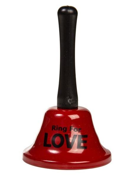 Tischglocke Ring for Love