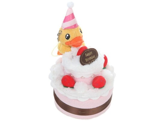 Happy Birthday B.Duck Torte