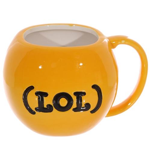 tasse emoticon gro es l cheln 500 ml kaffeetasse kaffeebecher henkelbecher ebay. Black Bedroom Furniture Sets. Home Design Ideas
