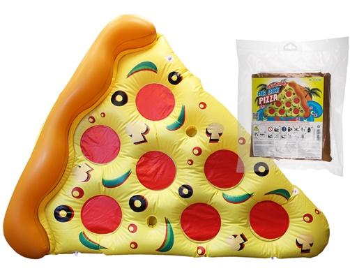 XL Luftmatratze Pizzastück ca. 180 x 150 cm