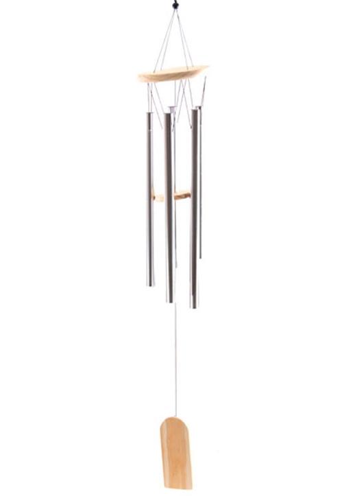 klangspiel aus holz mit metallrohren 85 cm. Black Bedroom Furniture Sets. Home Design Ideas