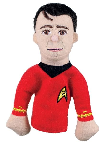 Magnetische Star Trek Fingerpuppe Scotty