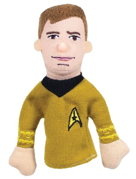 Magnetische Star Trek Fingerpuppe Captain Kirk