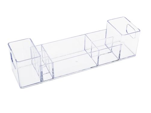 Acryl-Box Kosmetik-Organizer