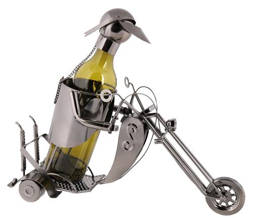 Metall Flaschenhalter Motorradfahrer Chopper